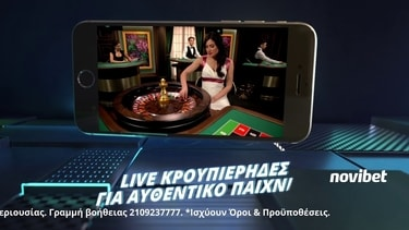 live casino novibet